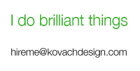 hire michael kovach